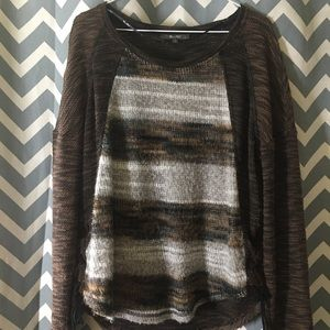 Women's light weight sweater